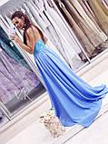 Женское красивое платье  Н-507, фото 6