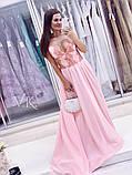 Женское красивое платье  Н-507, фото 7