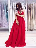 Женское красивое платье  Н-507, фото 9
