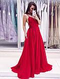 Женское красивое платье  Н-507, фото 10