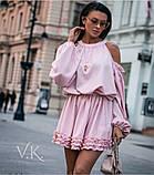 Женское летнее платье Н-522, фото 3
