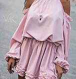 Женское летнее платье Н-522, фото 5