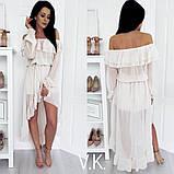 Женское летнее платье Н-404, фото 2