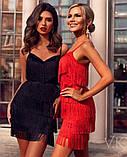 Женское роскошное  платье Н-541, фото 2