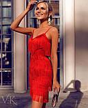 Женское роскошное  платье Н-541, фото 3