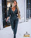 Женский летний классический комбинезон 006, фото 4