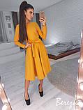 Стильное платье с пышной юбочкой, фото 3