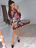 Красивое платье в цветочном принте, фото 2