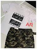 Женская нежная футболка с надписями, фото 4
