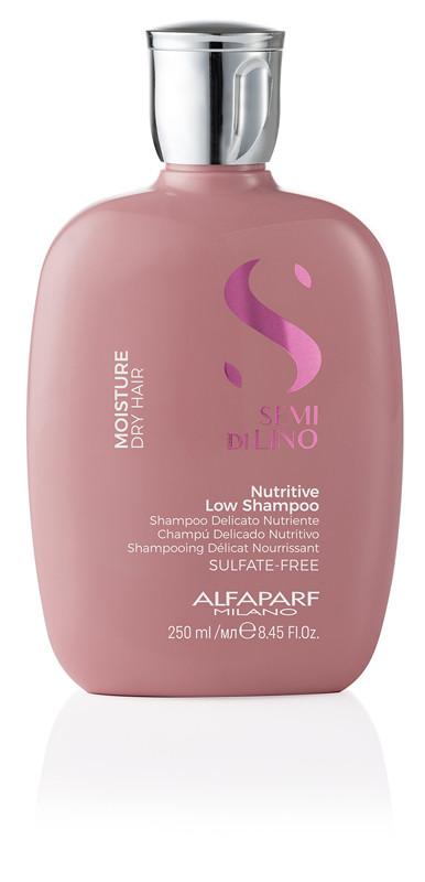 Шампунь Alfaparf Moisture Semi di Lino для сухих волос 250 мл.