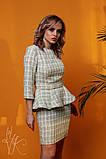 Женский костюм юбка с кофтой К-192, фото 2
