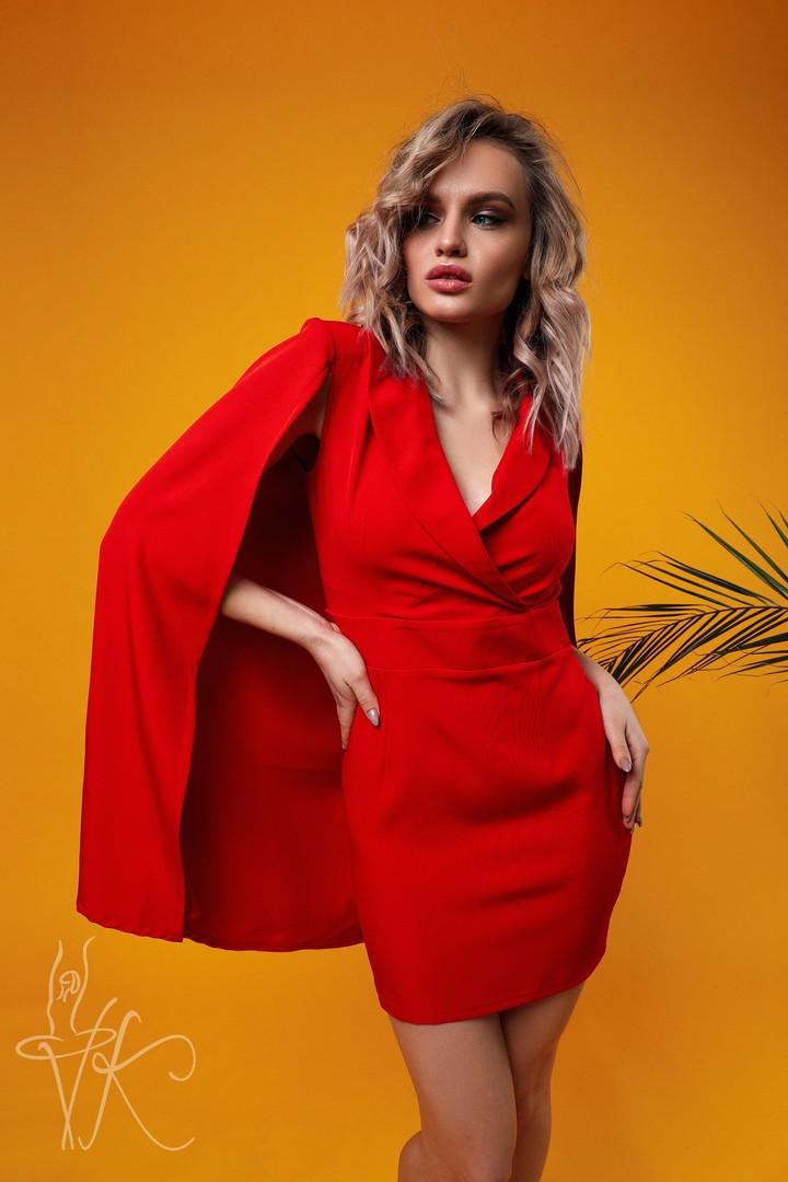 Женское стильное  платье  Н-483