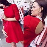 Женское платье сдержанного кроя  Н-318, фото 2
