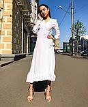 Женское идеальное красивое платье на запах, фото 9