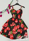 Модный красивый  женский сарафан Тюльпан, фото 4