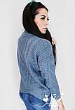 Женский нереально теплый свитер, фото 3