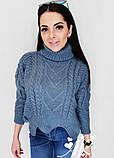 Женский нереально теплый свитер, фото 4