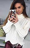 Женский нереально теплый свитер, фото 7