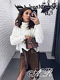 Женский нереально теплый свитер, фото 8