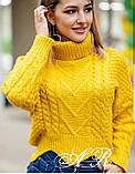 Женский нереально теплый свитер, фото 9