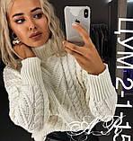 Женский нереально теплый свитер, фото 10