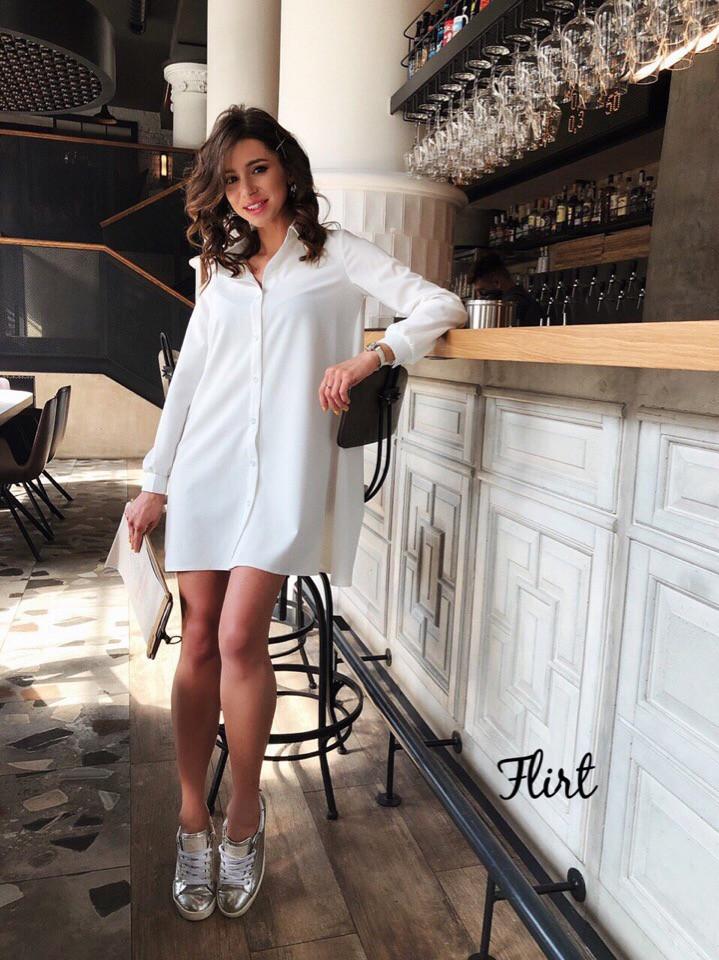 Женское красивое стильное  платье «Парма»