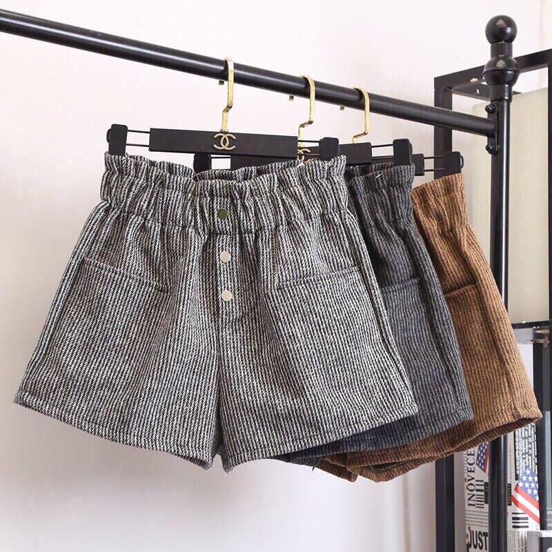 Жіночі літні шорти з кишенями