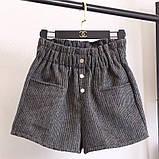 Жіночі літні шорти з кишенями, фото 2