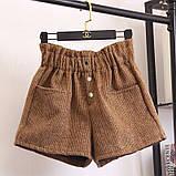 Жіночі літні шорти з кишенями, фото 3