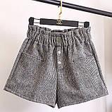 Жіночі літні шорти з кишенями, фото 4