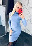 Платье-гольф из ангоры, фото 5