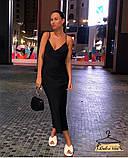 Модное женское платье из шелка, фото 4