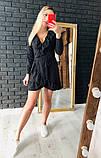 Хит продаж - платье в горошек на запах!, фото 4