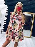 Летнее молодежное платье, фото 3