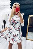 Летнее молодежное платье, фото 4