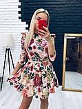 Летнее молодежное платье, фото 5