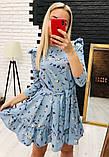 Летнее молодежное платье, фото 6