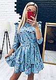 Летнее молодежное платье, фото 8