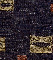 Вертикальные жалюзи ткань Шамбала Синяя