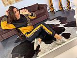 Женский   повседневный  костюм из джерси с принтом, фото 5
