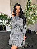 Модное нежное женское платье 🎈«Амина», фото 2