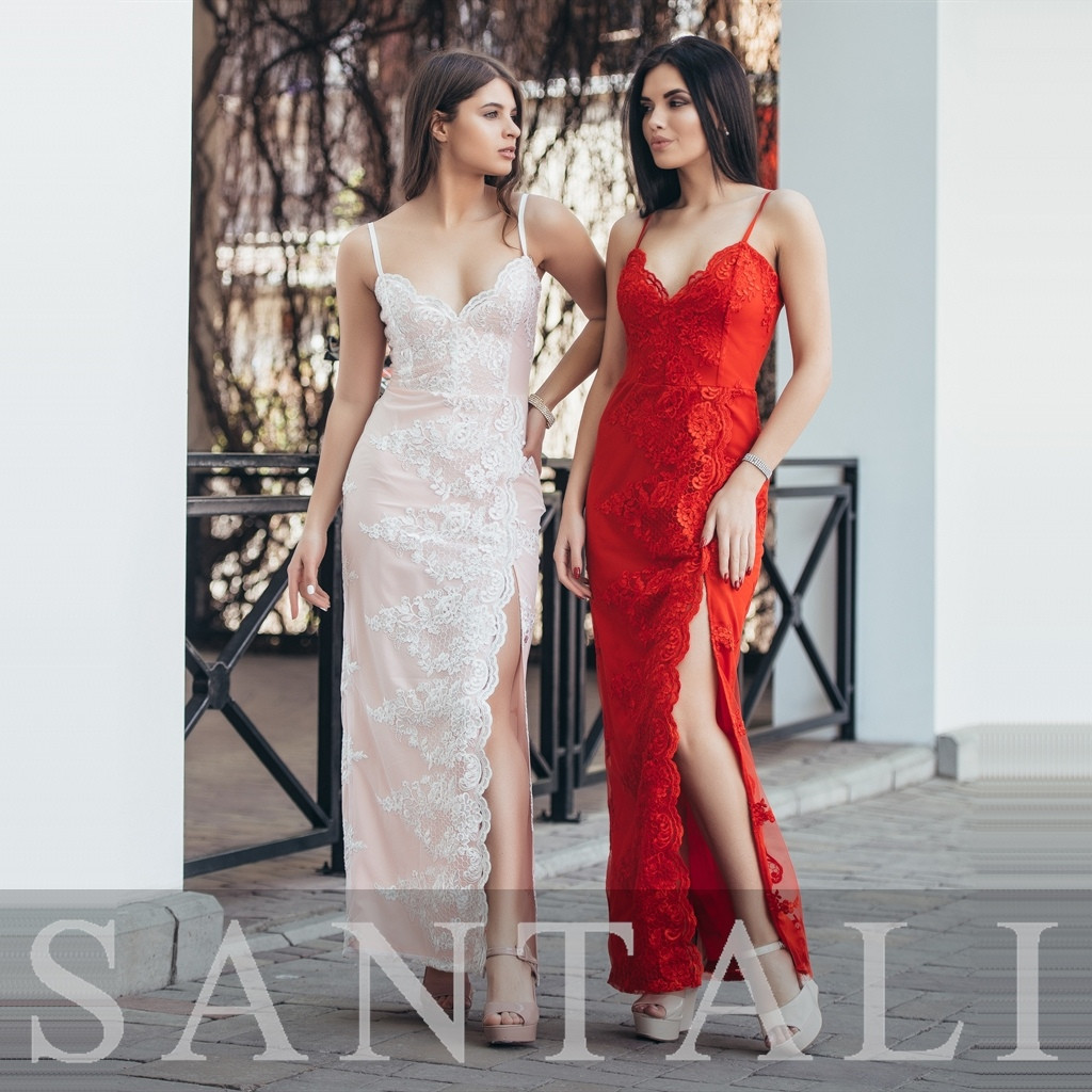 Женское роскошное  платье  3939