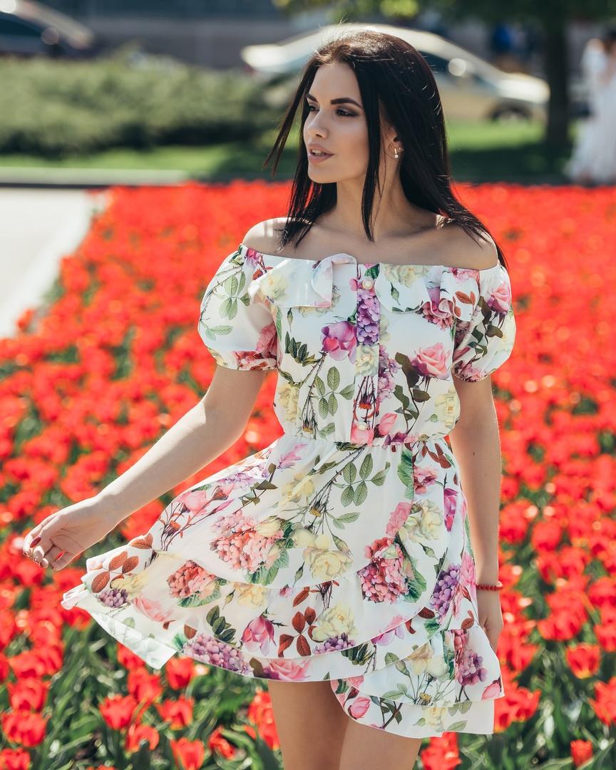 Женское роскошное  платье  3940