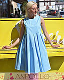 Женское нежное стильное  платье  мод.777, фото 5