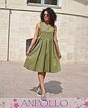 Женское нежное стильное  платье  мод.777, фото 7