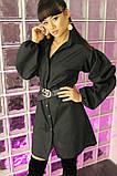 Женское стильное яркое платье  рубашка Мадейра, фото 3