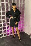 Женское стильное яркое платье  рубашка Мадейра, фото 6
