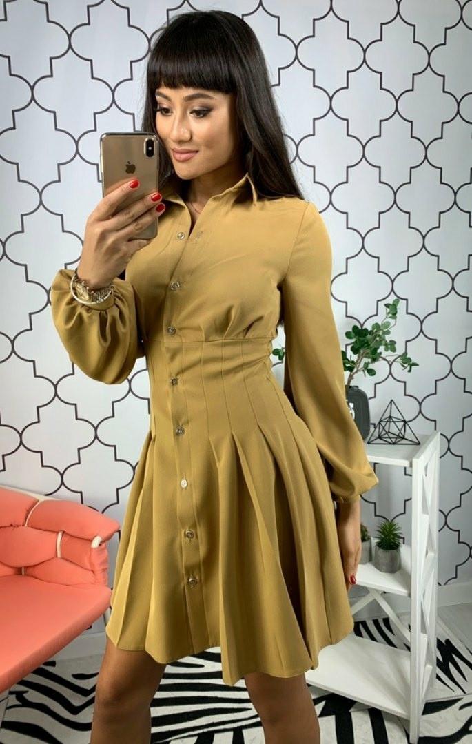 Женское стильное яркое платье  Барби