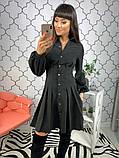 Женское стильное яркое платье  Барби, фото 5