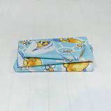 Комплект постельного белья детский ранфорс 7823 голубой ТМ Вилюта, фото 2
